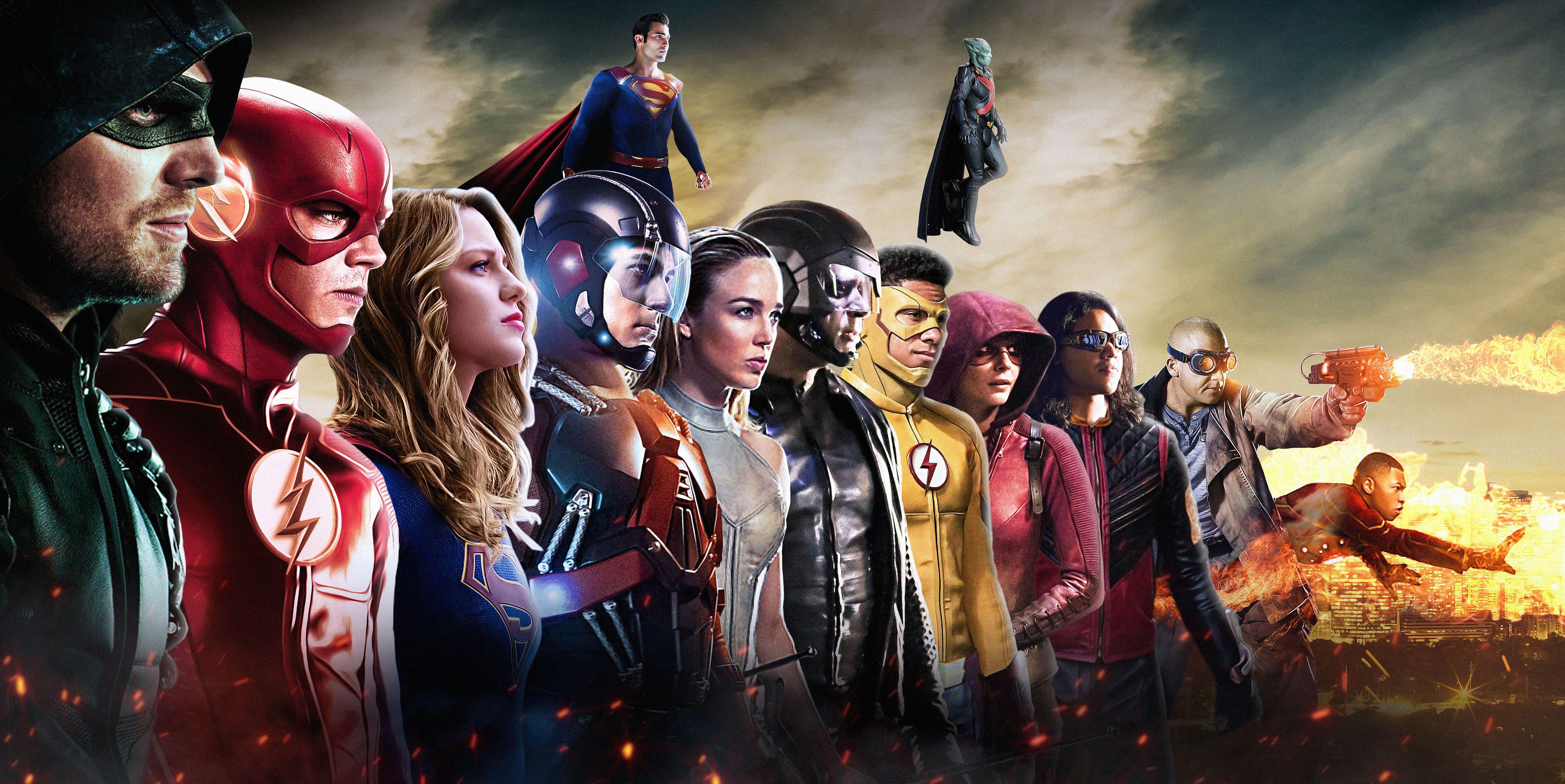 Download 12 Legends of Tomorrow Wallpapers