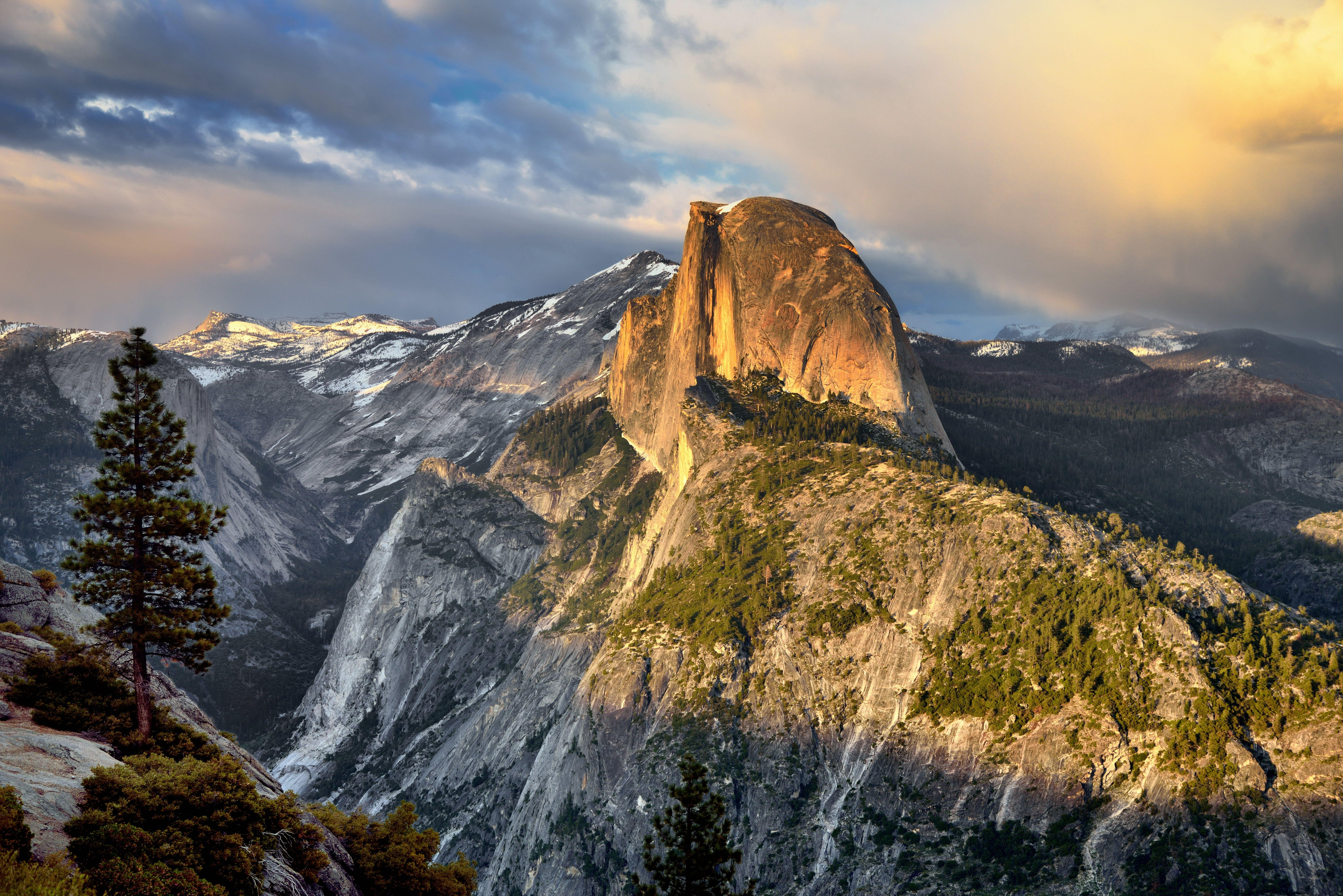 Yosemite National Park HD Wallpapers - Wallpaper Cave