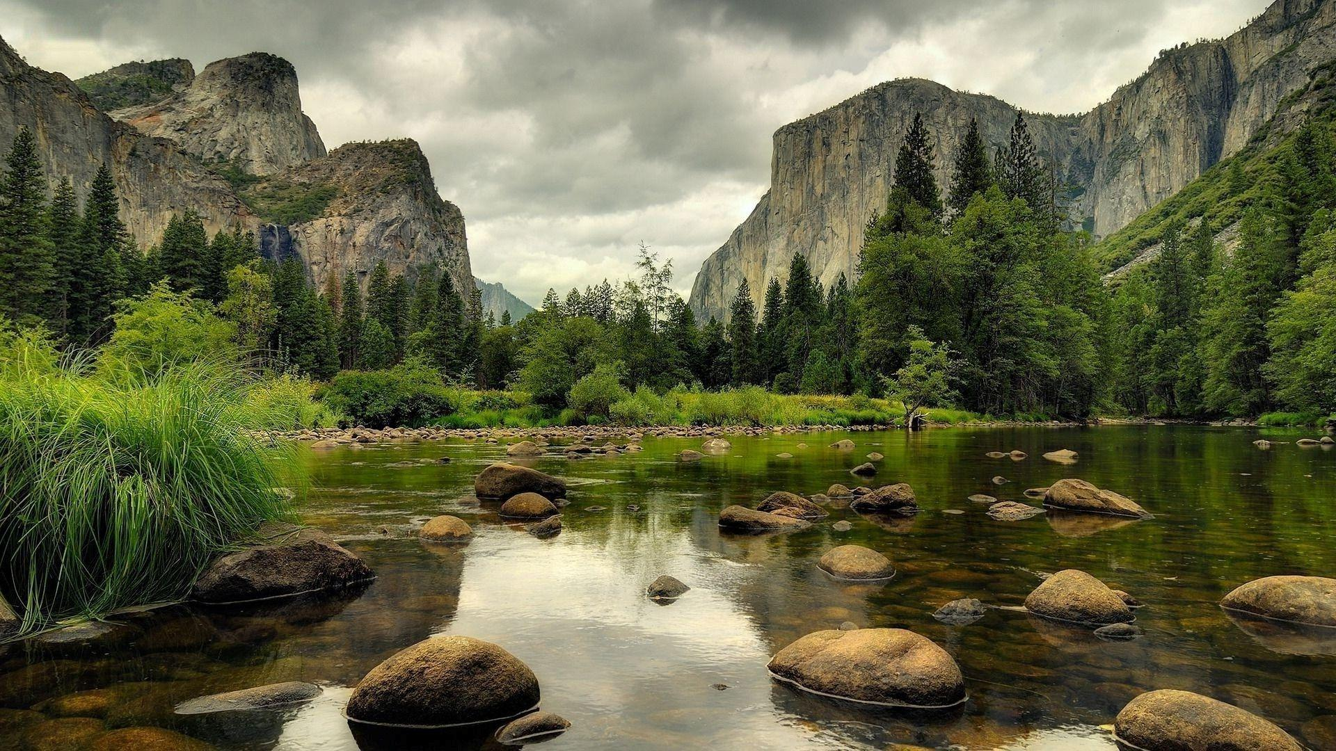 Yosemite National Park in California US Tourist Place HD Wallpapers