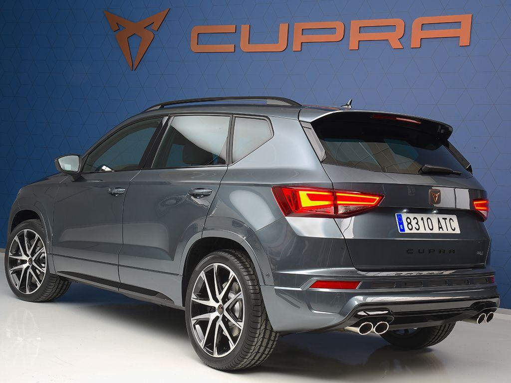 Cupra Ateca Wallpapers Wallpaper Cave