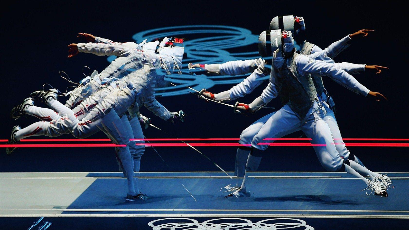 Fencing Wallpapers Group (36+)