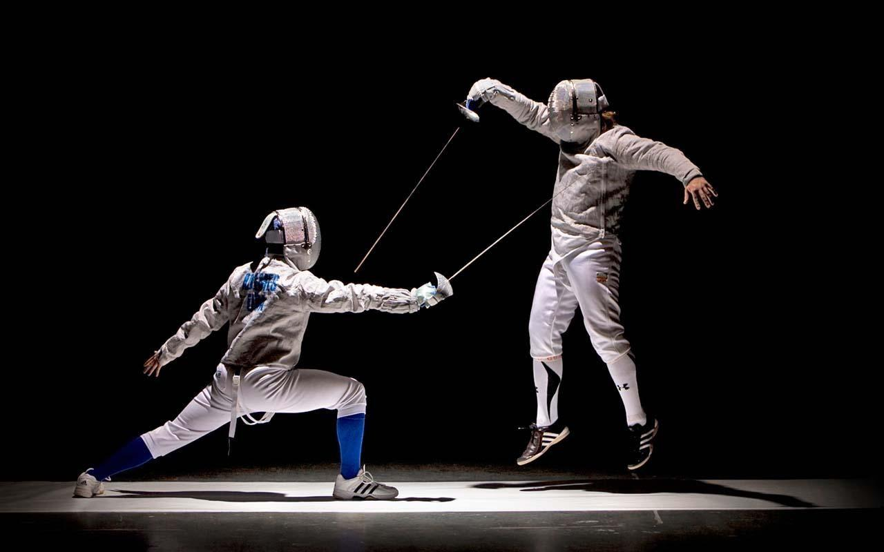 Fencing Wallpaper HD 27783 - Baltana