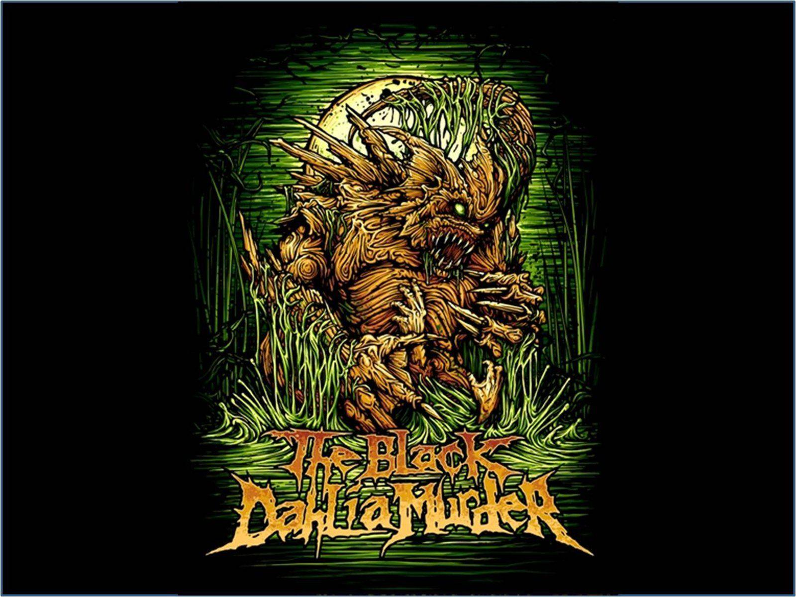 The Black Dahlia Murder Wallpapers Wallpaper Cave