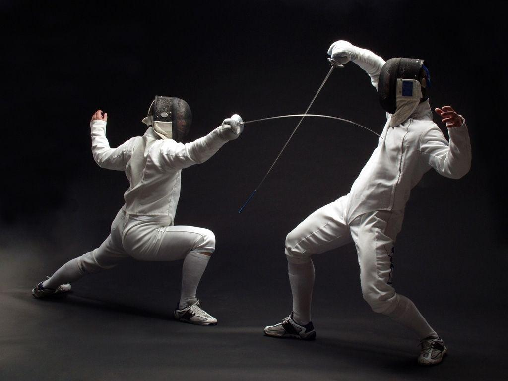 Fencing Sports Wallpaper | WallMaya.com