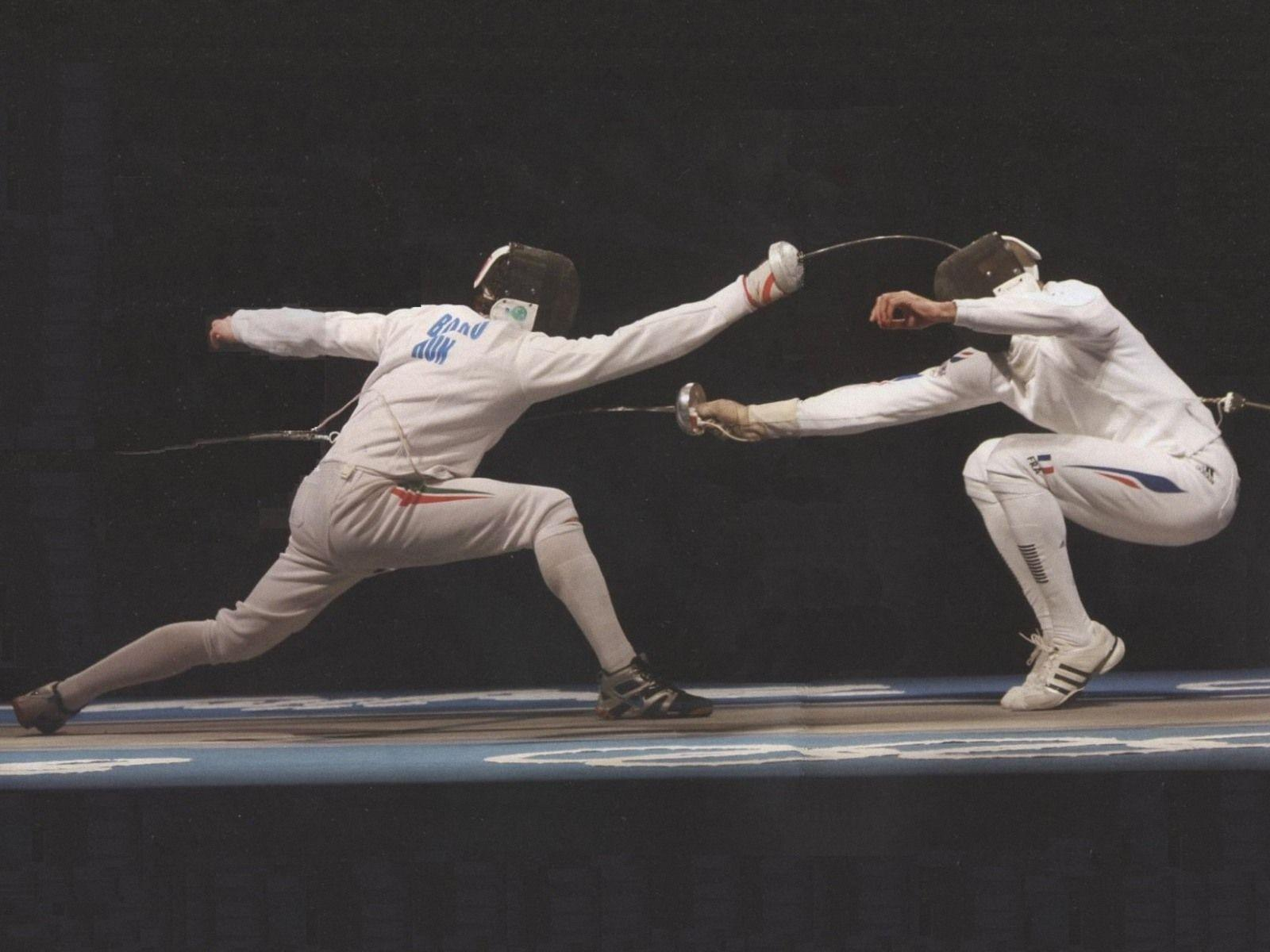 HD Wallpapers Fencing - Fencing escrime | Escrime - Fencing ...