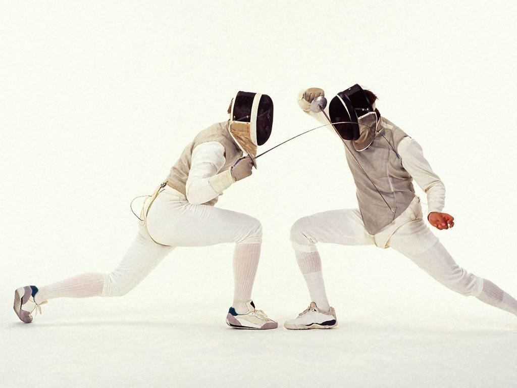 Fencing sports hd wallpaper - HD Wallpapers