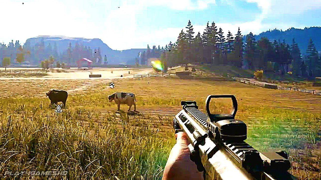 Far Cry 5 Game Wallpapers Wallpaper Cave