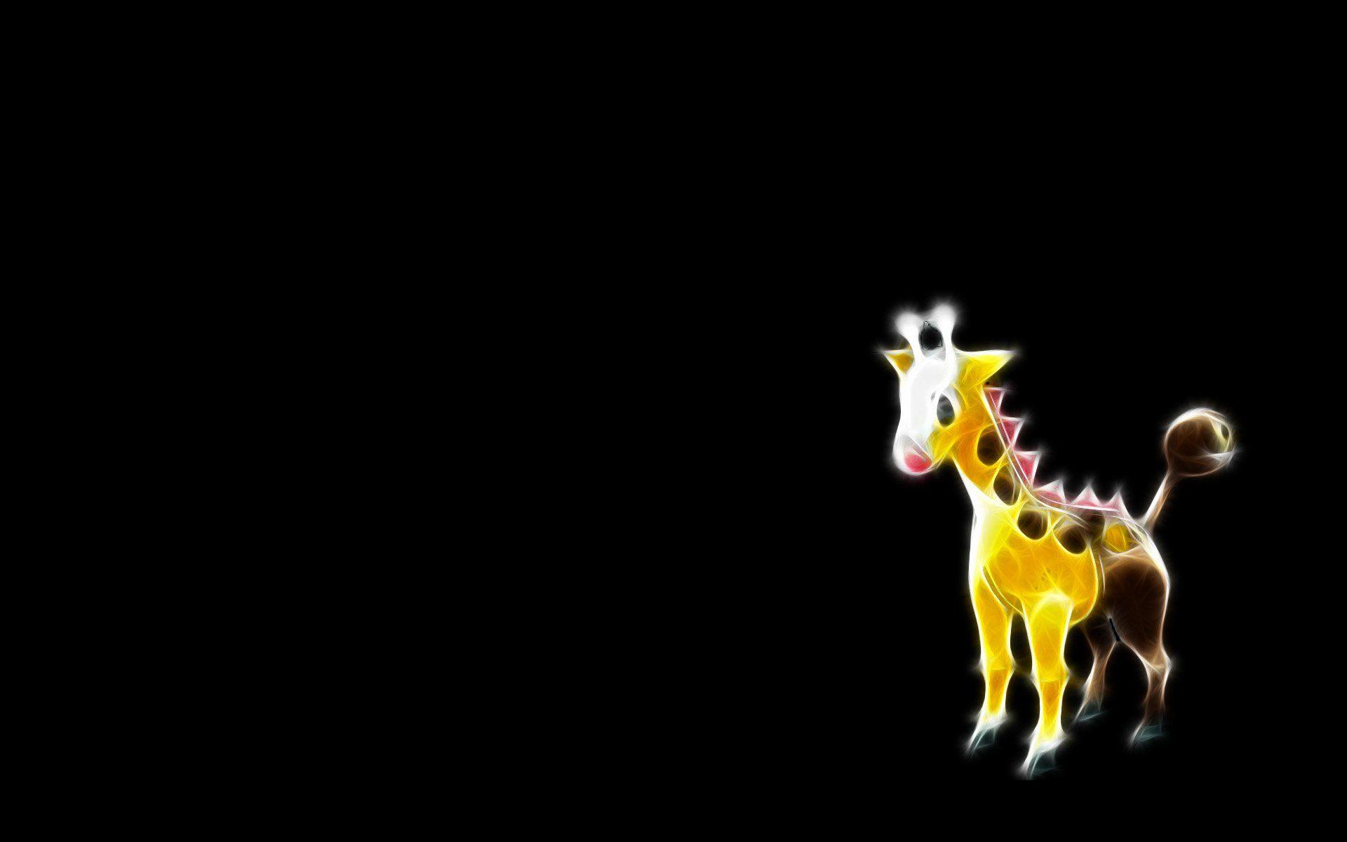 5 Girafarig (Pokémon) HD Wallpapers | Background Images ...