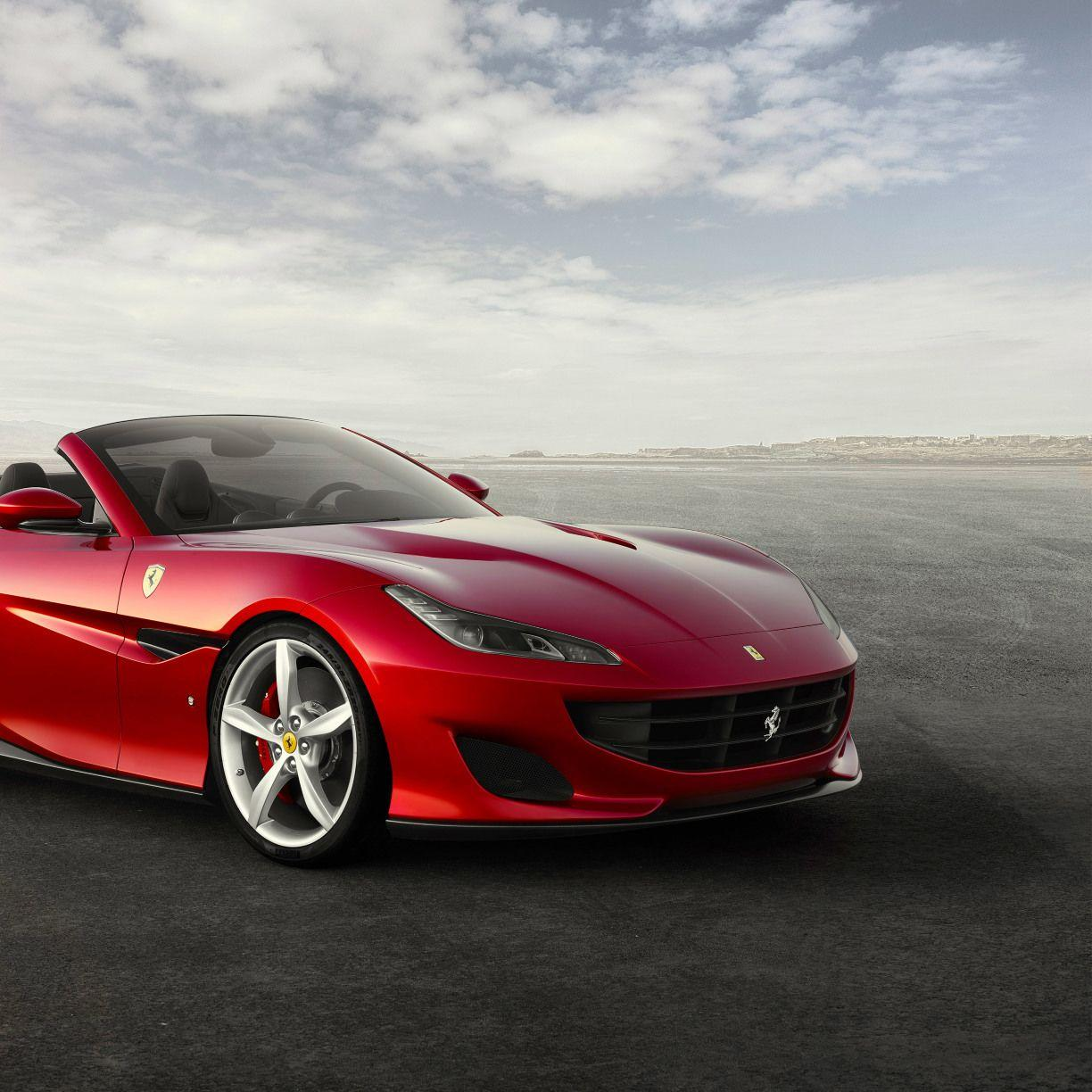 Ferrari Portofino 2018 Wallpapers