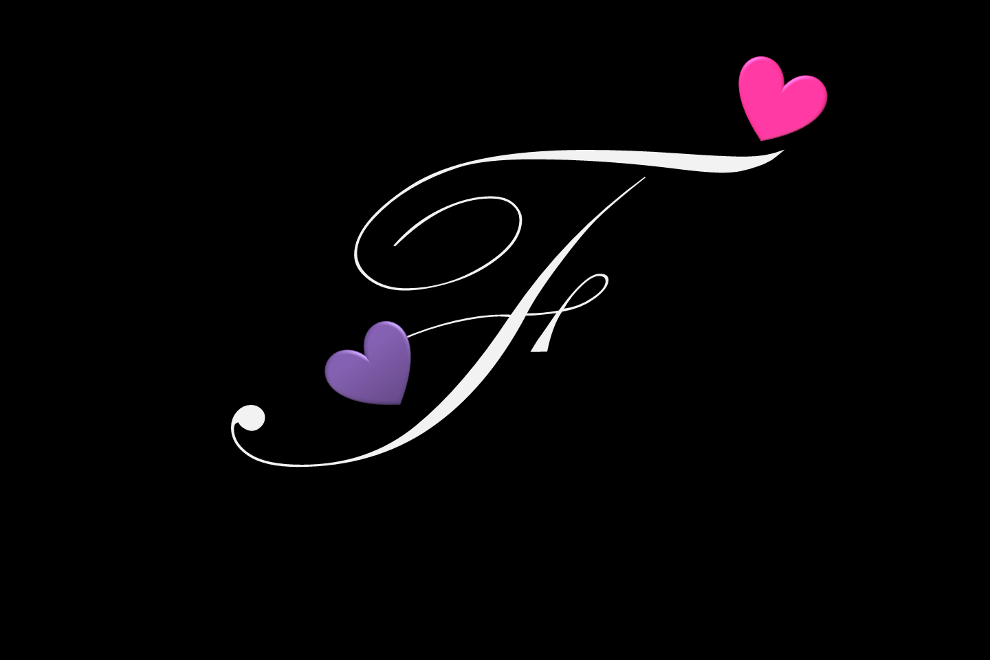 letter f wallpapers wallpaper cave