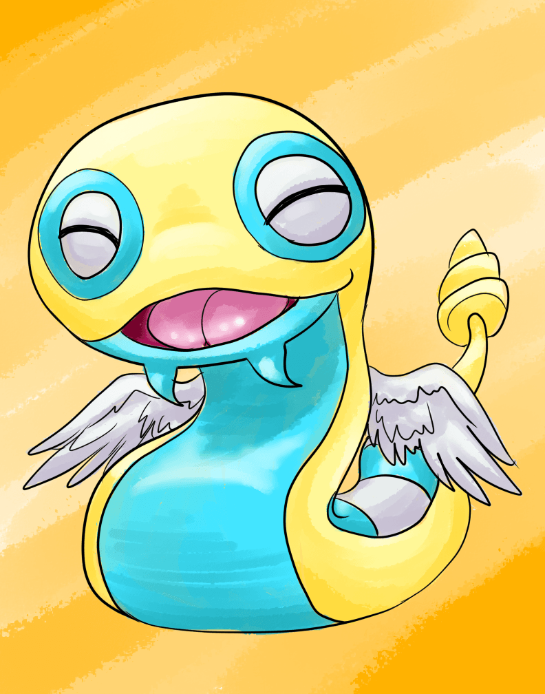 Dunsparce by summermon