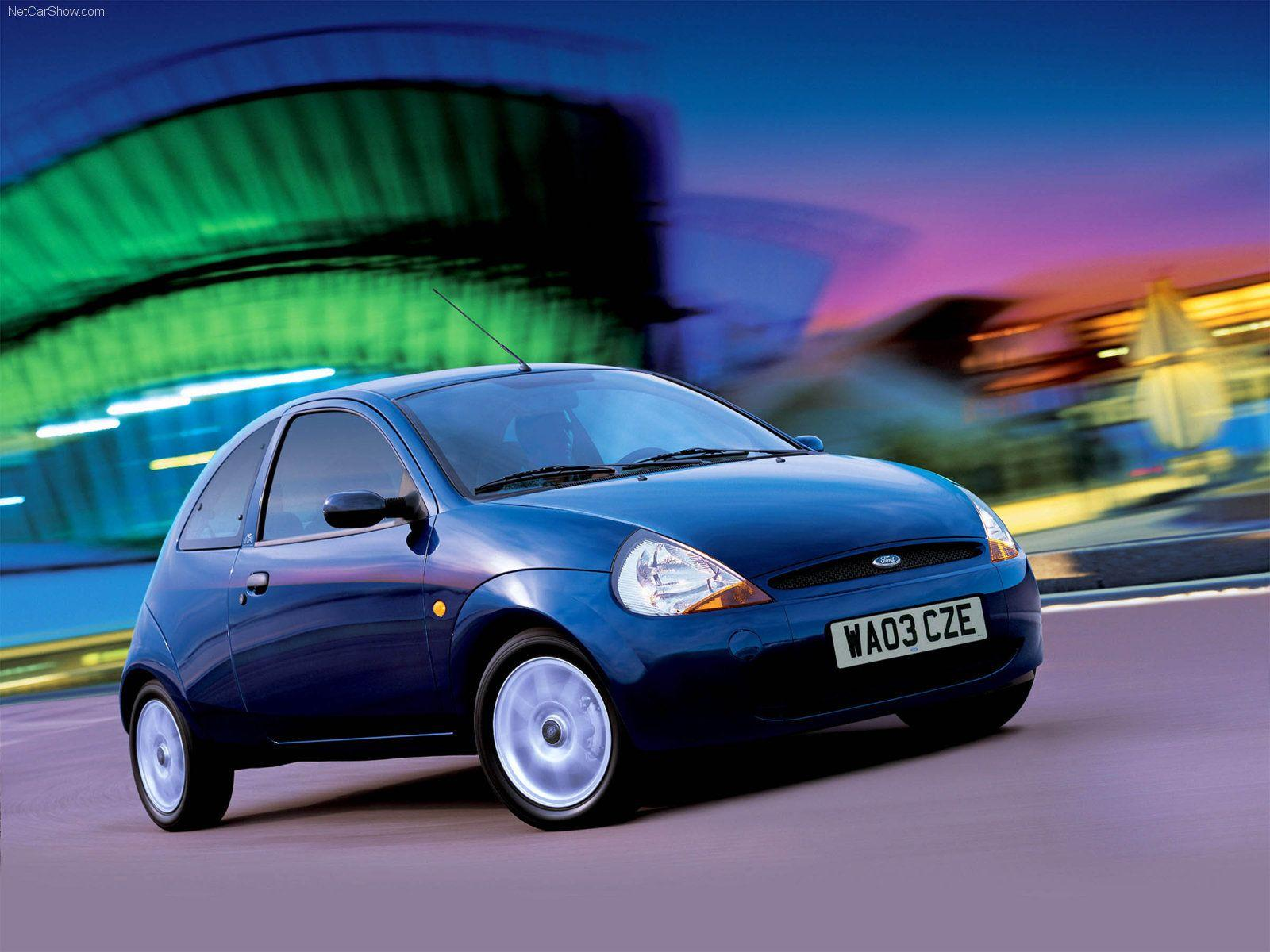 Ford KA picture # 33348 | Ford photo gallery | CarsBase.com