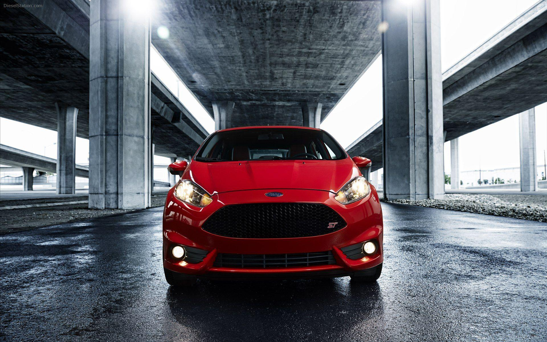 Ford Fiesta ST 2014 Widescreen Exotic Car Wallpapers of 112