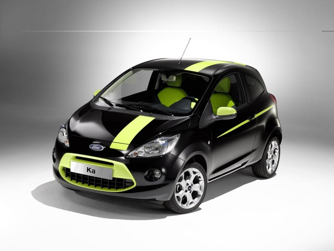 Ford Ka Special Editions 2009 photo 40428 pictures at high resolution