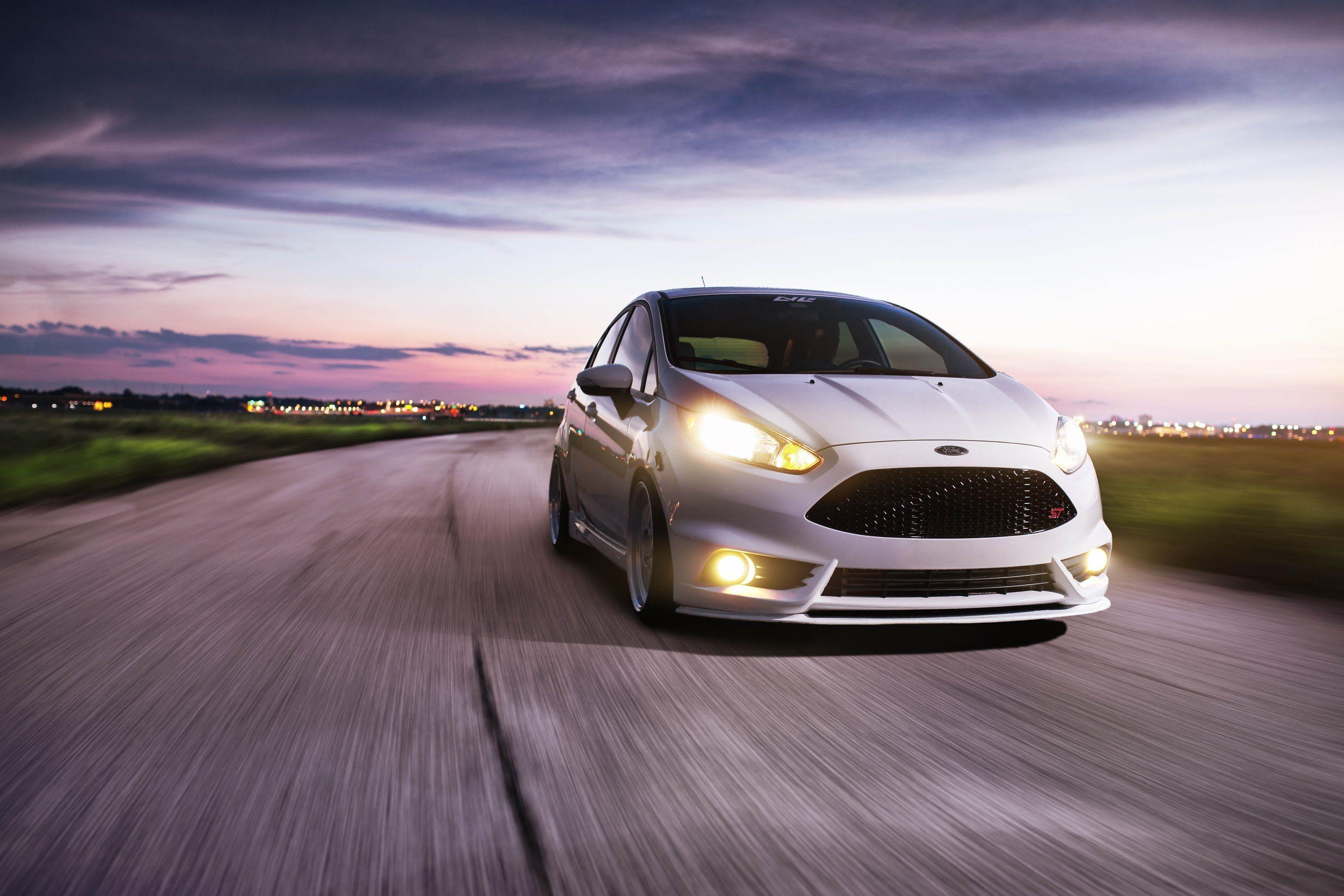 Ford Fiesta St Wallpapers Wallpaper Cave