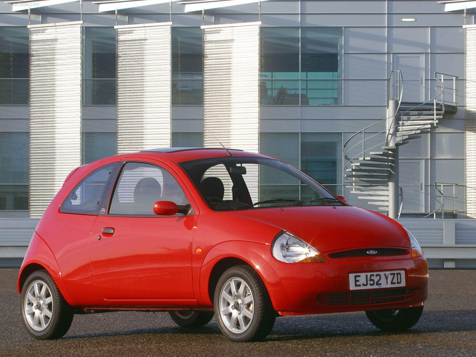 Ford KA picture # 33345 | Ford photo gallery | CarsBase.com