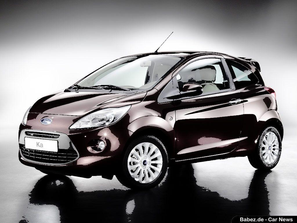 Ford Ka TDCi: Revealed in Paris 2010 - Pictures and Wallpapers