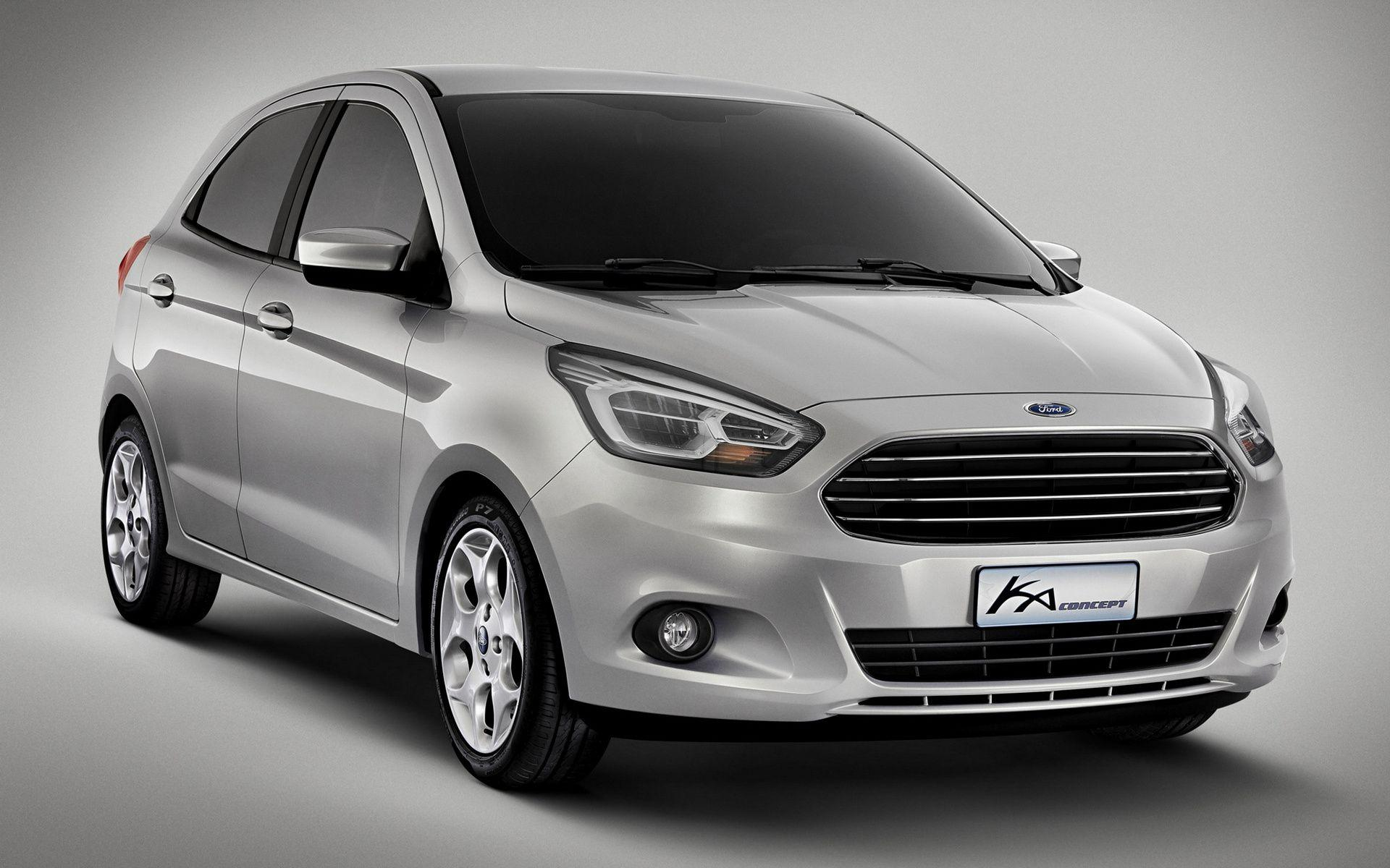 Ford Ka Concept (2013) Wallpapers and HD Images - Car Pixel
