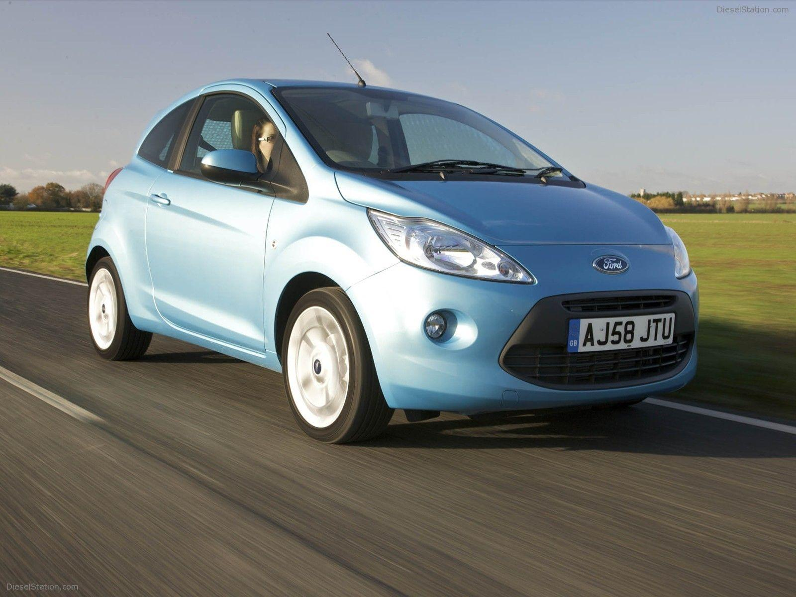 Ford Ka 2010 Exotic Car Wallpapers #14 of 30 : Diesel Station