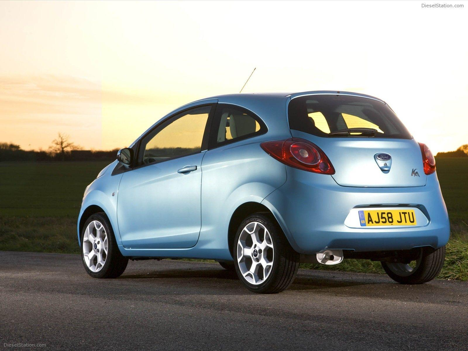 Ford Ka 2010 Exotic Car Wallpapers #08 of 30 : Diesel Station
