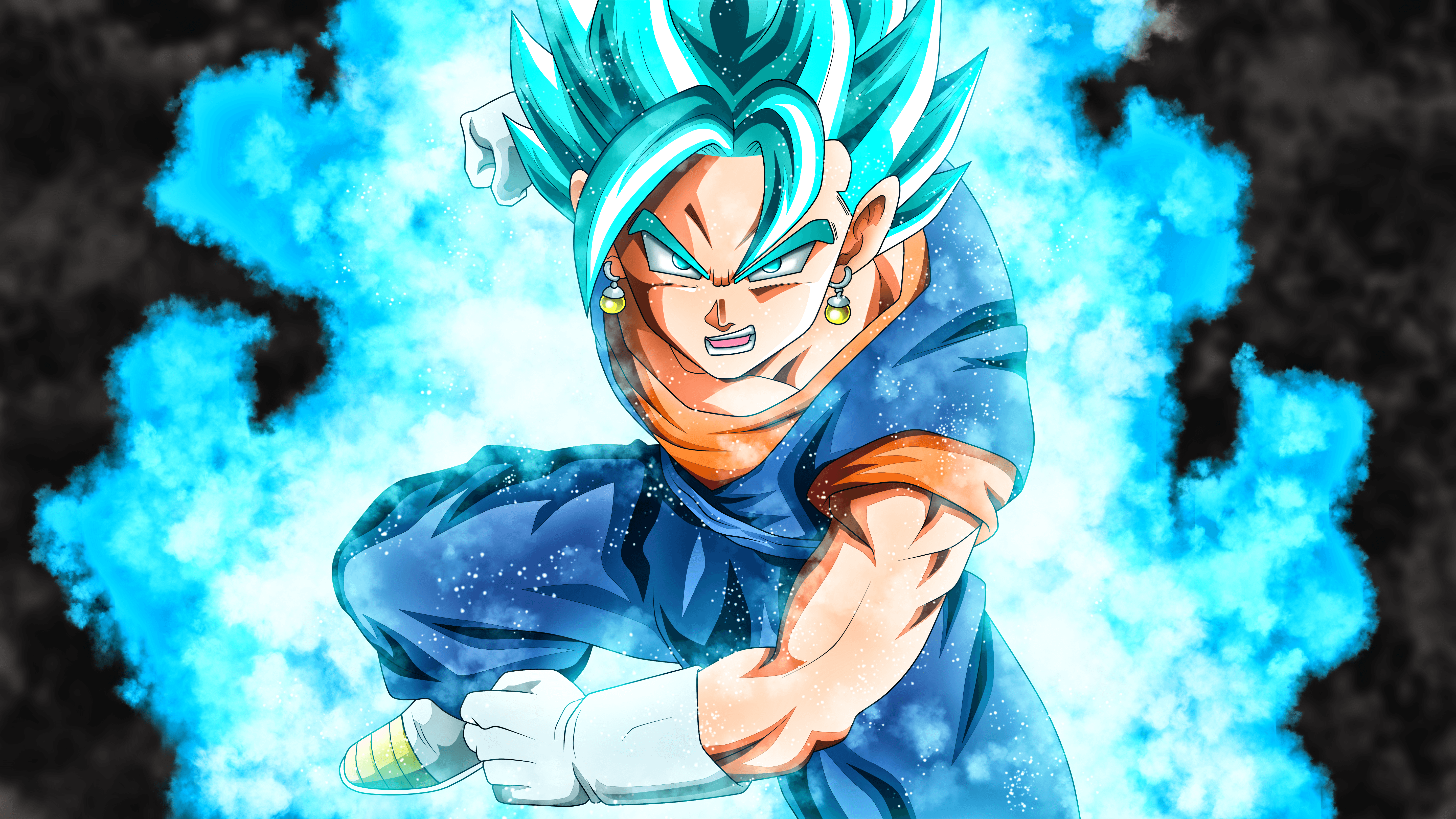 Vegetto Wallpapers Wallpaper Cave