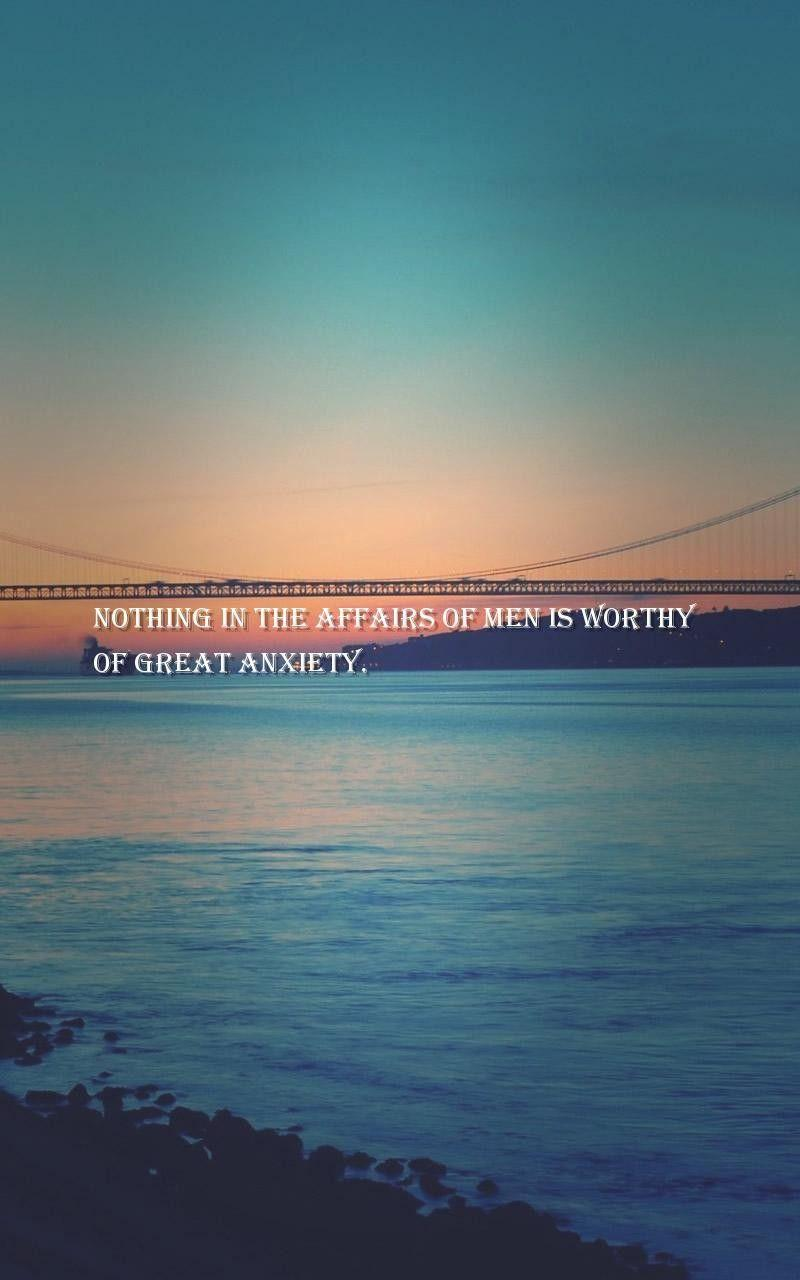 Anxiety Men Quotes Wallpapers