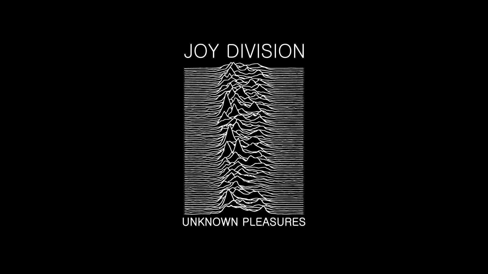 Joy Division Unknown Pleasures Wallpapers Wallpaper Cave
