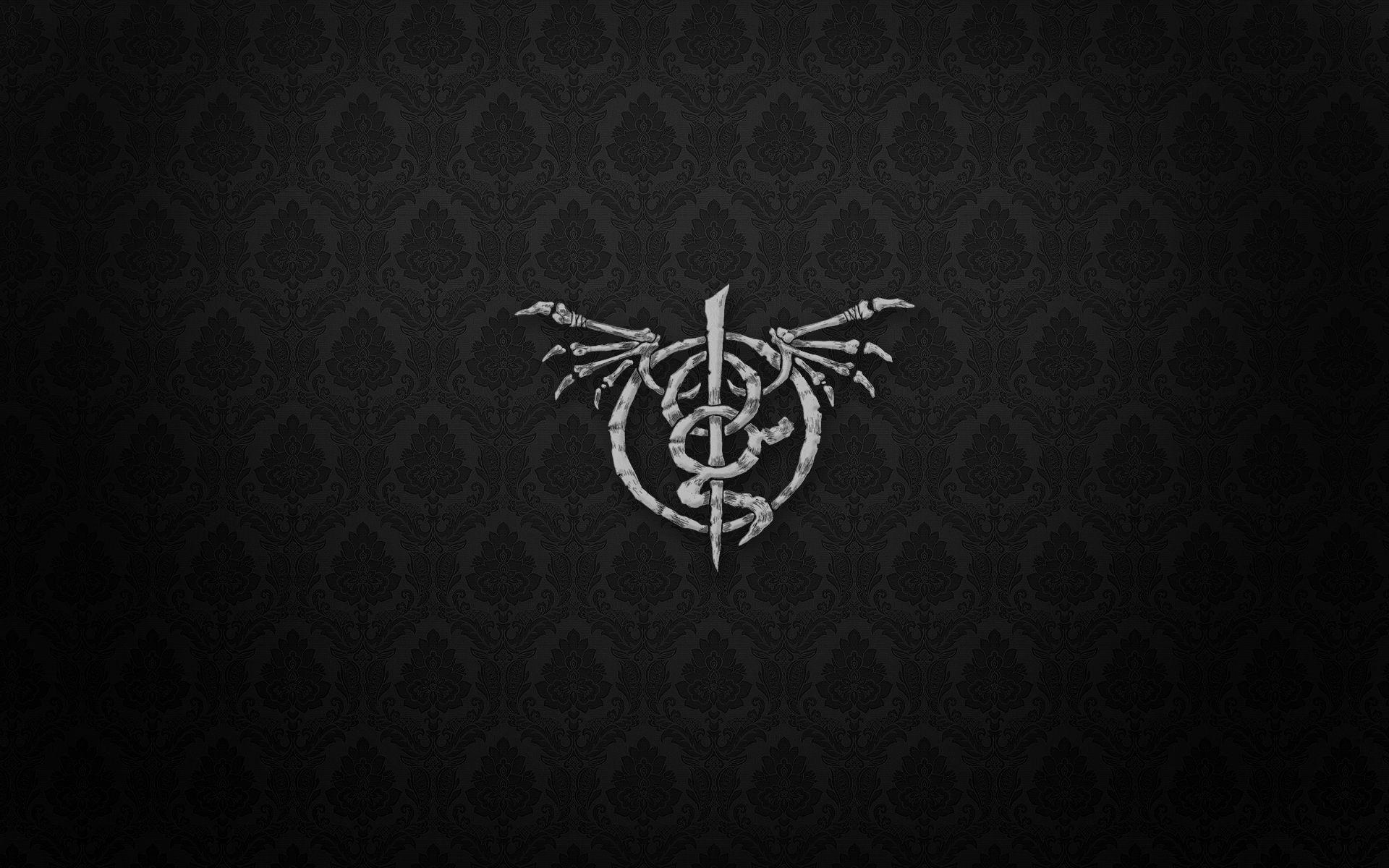 Metal Band Logo Wallpapers Wallpaper Cave