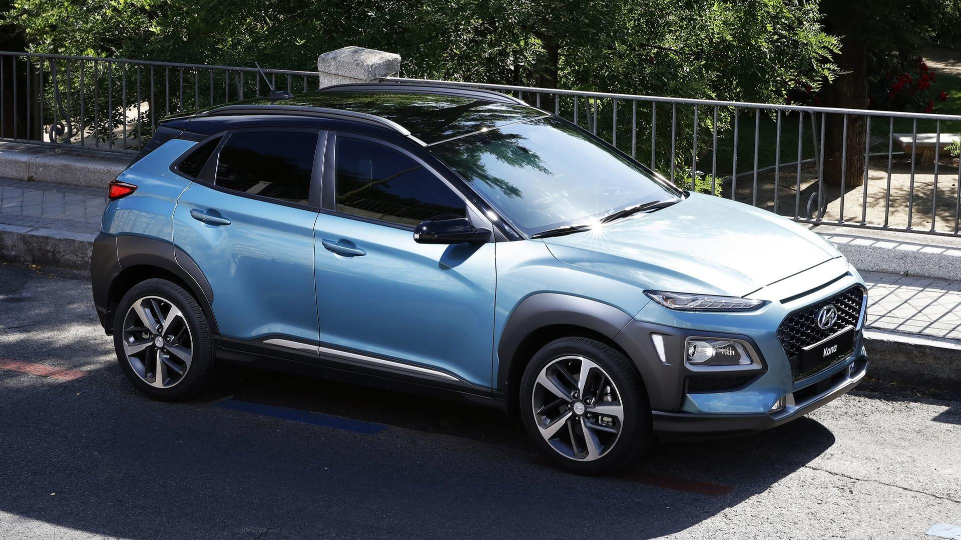Hyundai Kona EV Could Rival Chevy Bolt With 240