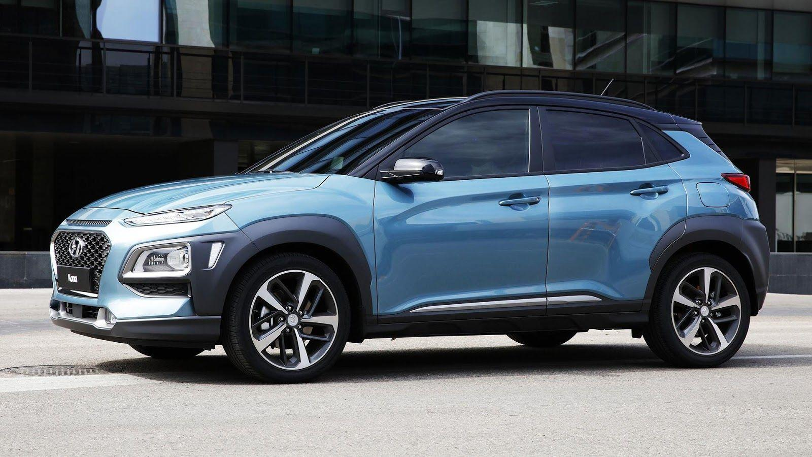 Electric Hyundai Kona Confirmed For 2018 With A Range Of Over 240