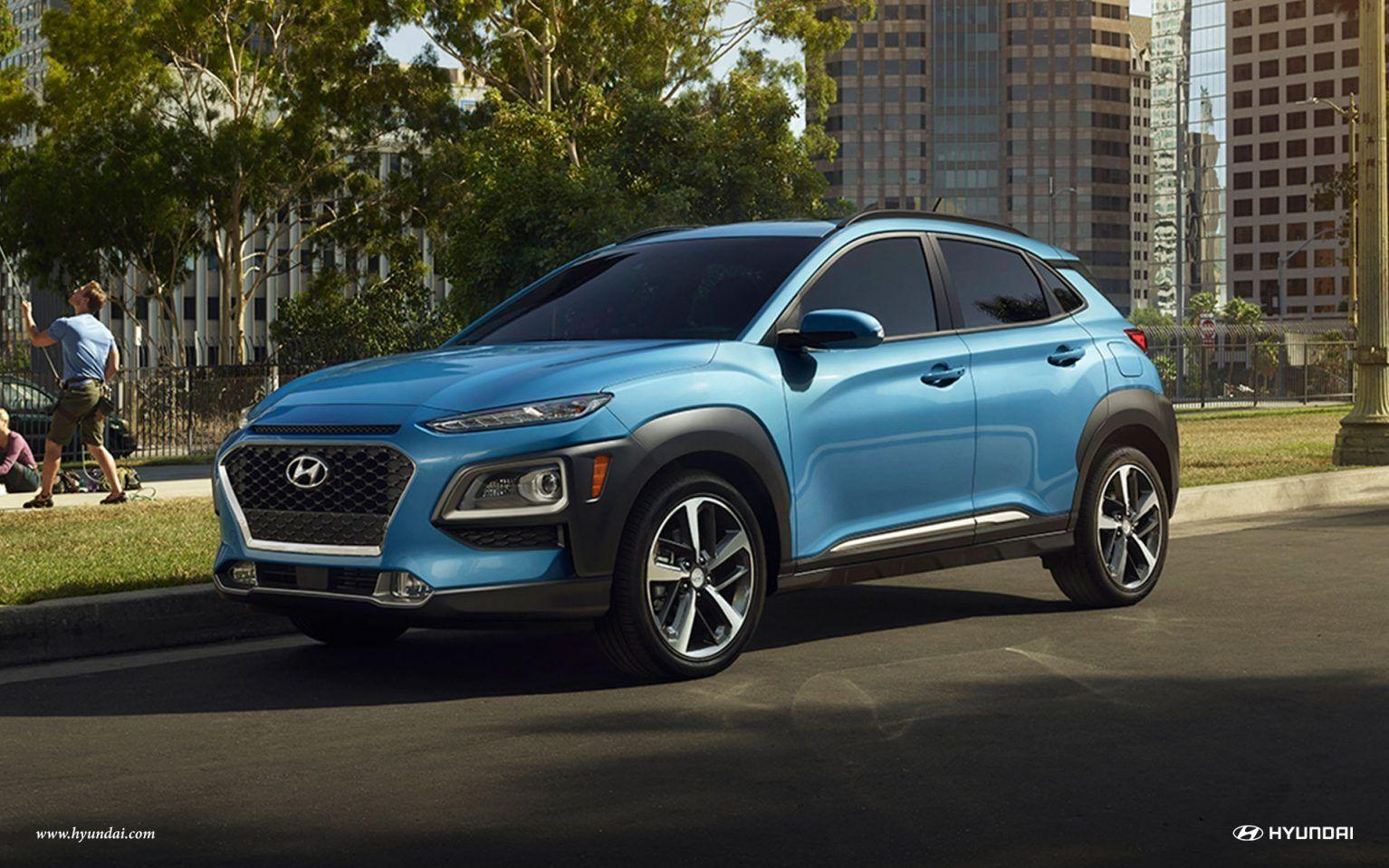 2019 Hyundai Kona EV Wallpapers