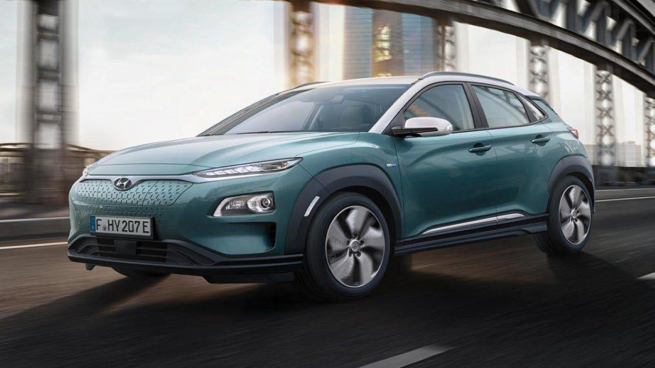 Hyundai Kona Electric revealed ahead of Geneva bow
