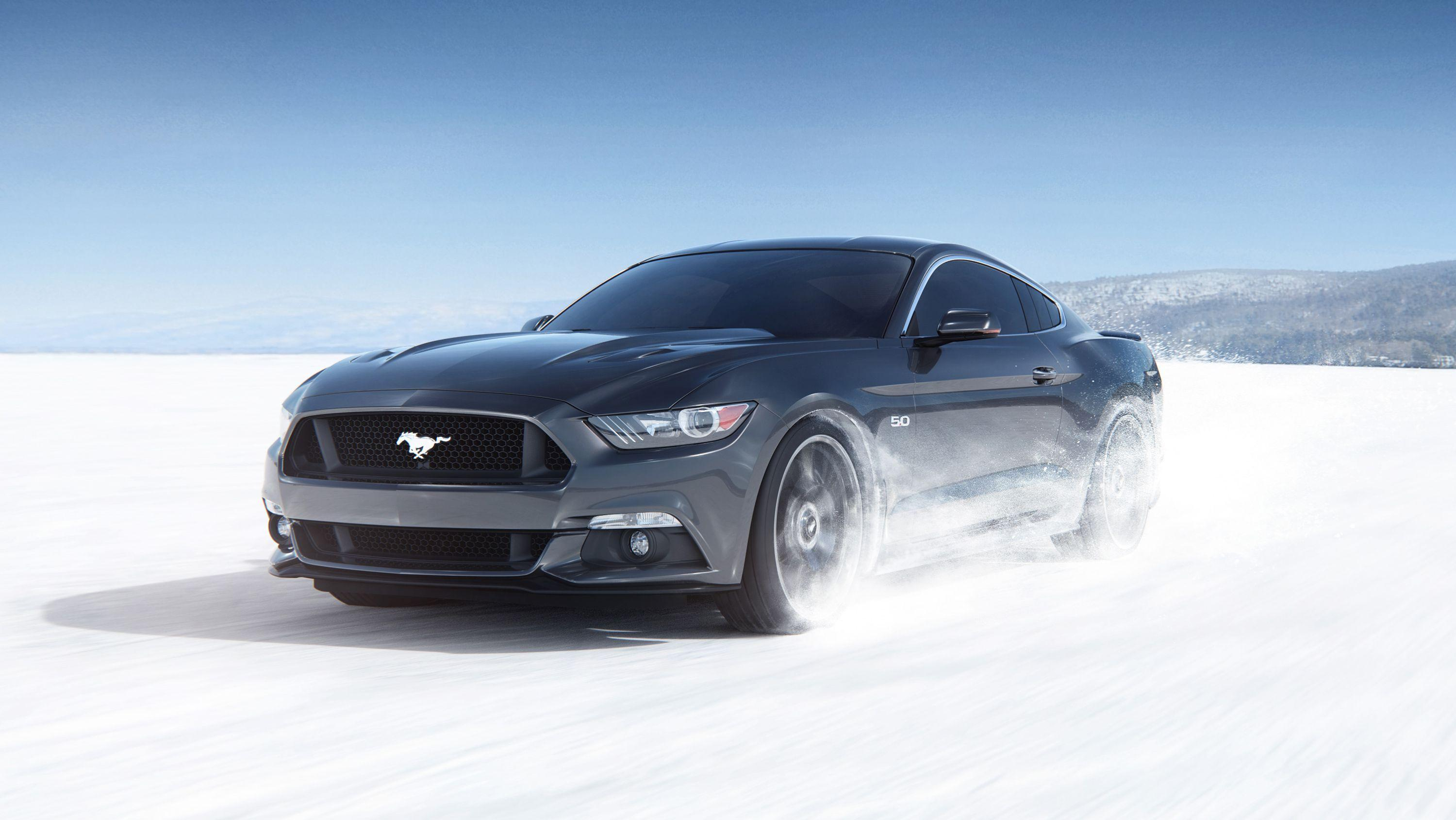 Ford Mustang 2018 4K Wallpapers