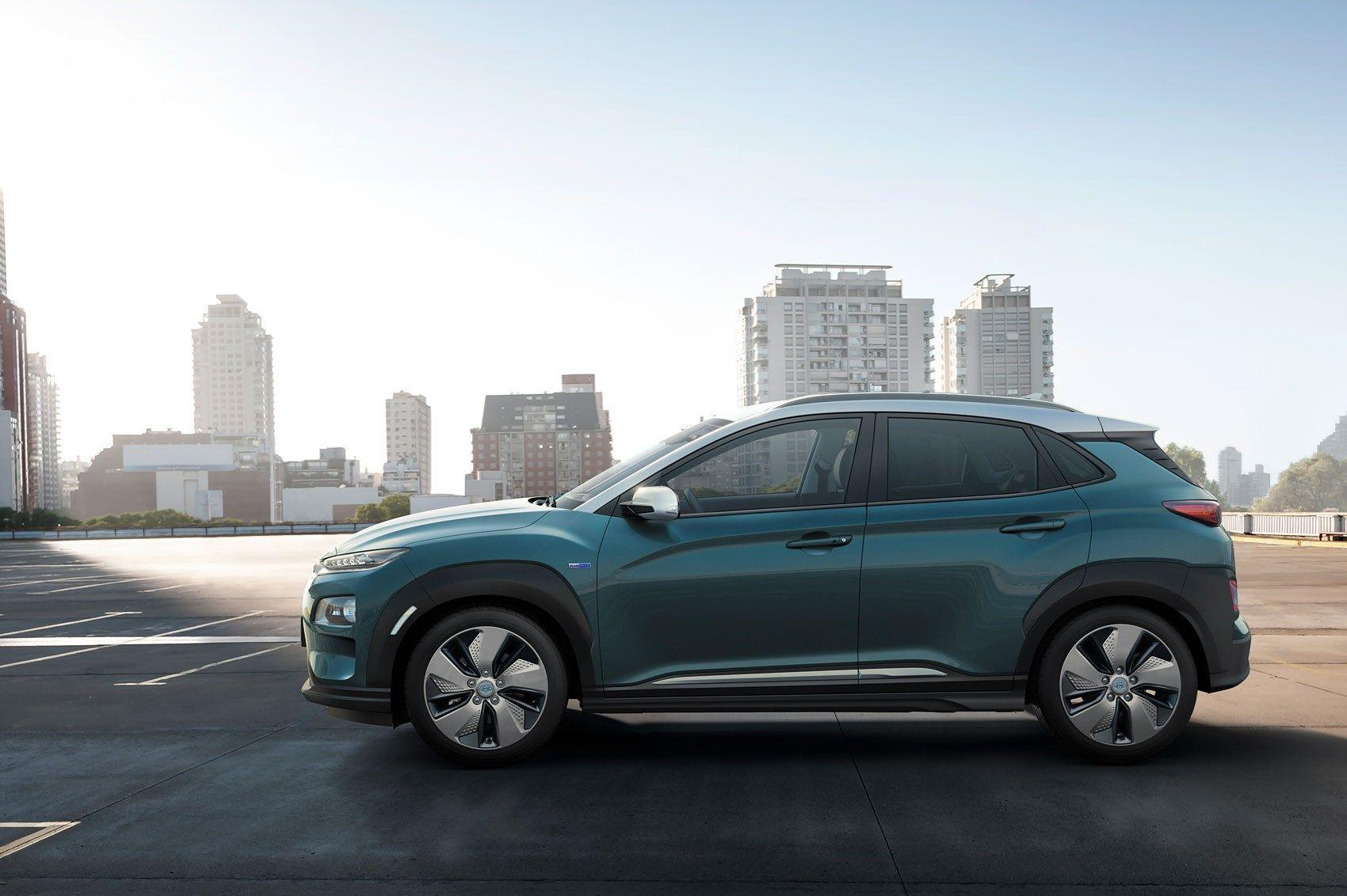 New Hyundai Kona SUV: specs, pics and details on Electric model by