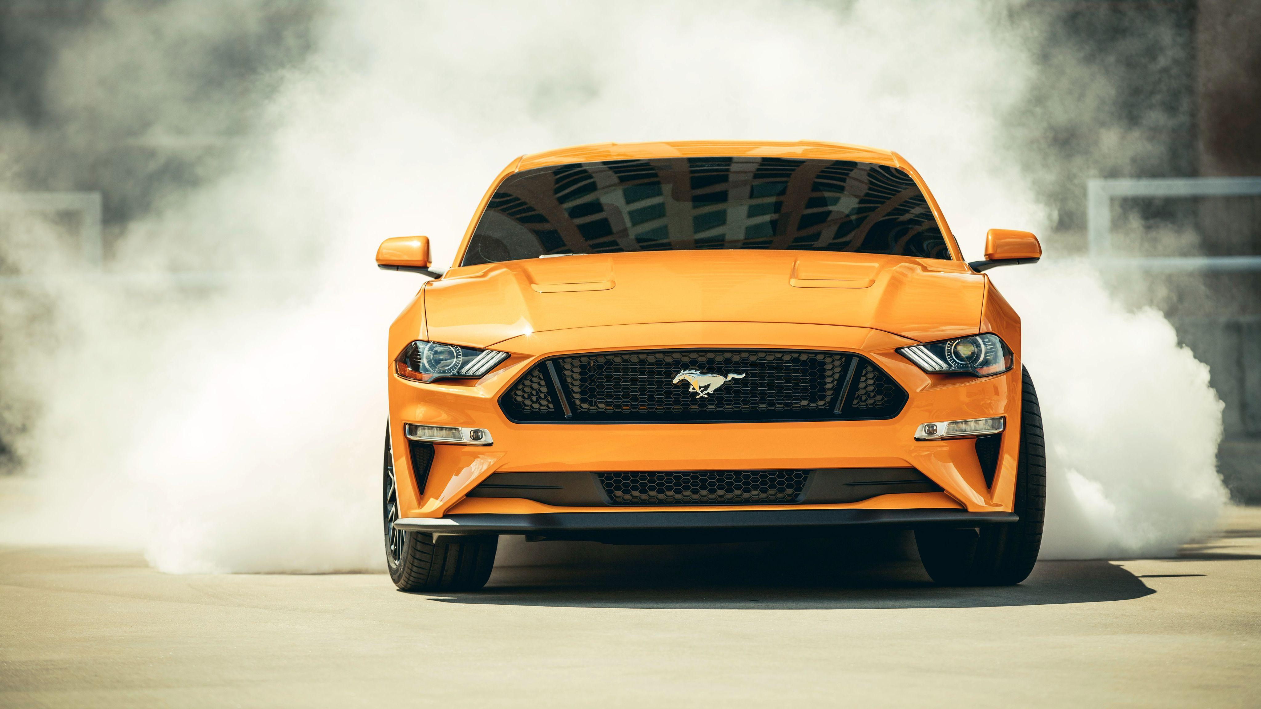 Wallpapers Ford Mustang, 2018, HD, 4K, Automotive / Cars,
