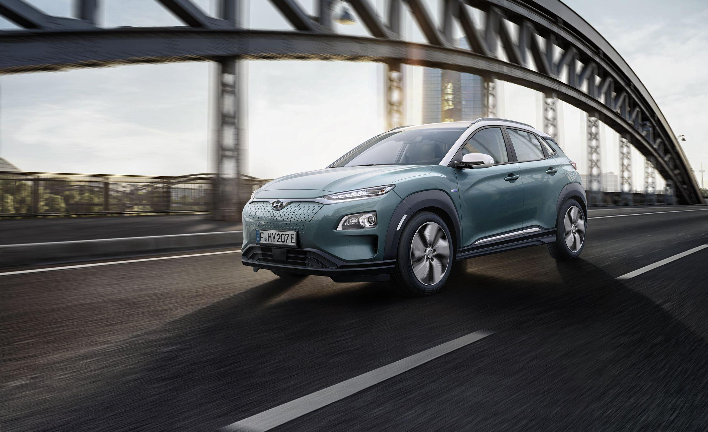 2018 Hyundai Kona Photos and Info