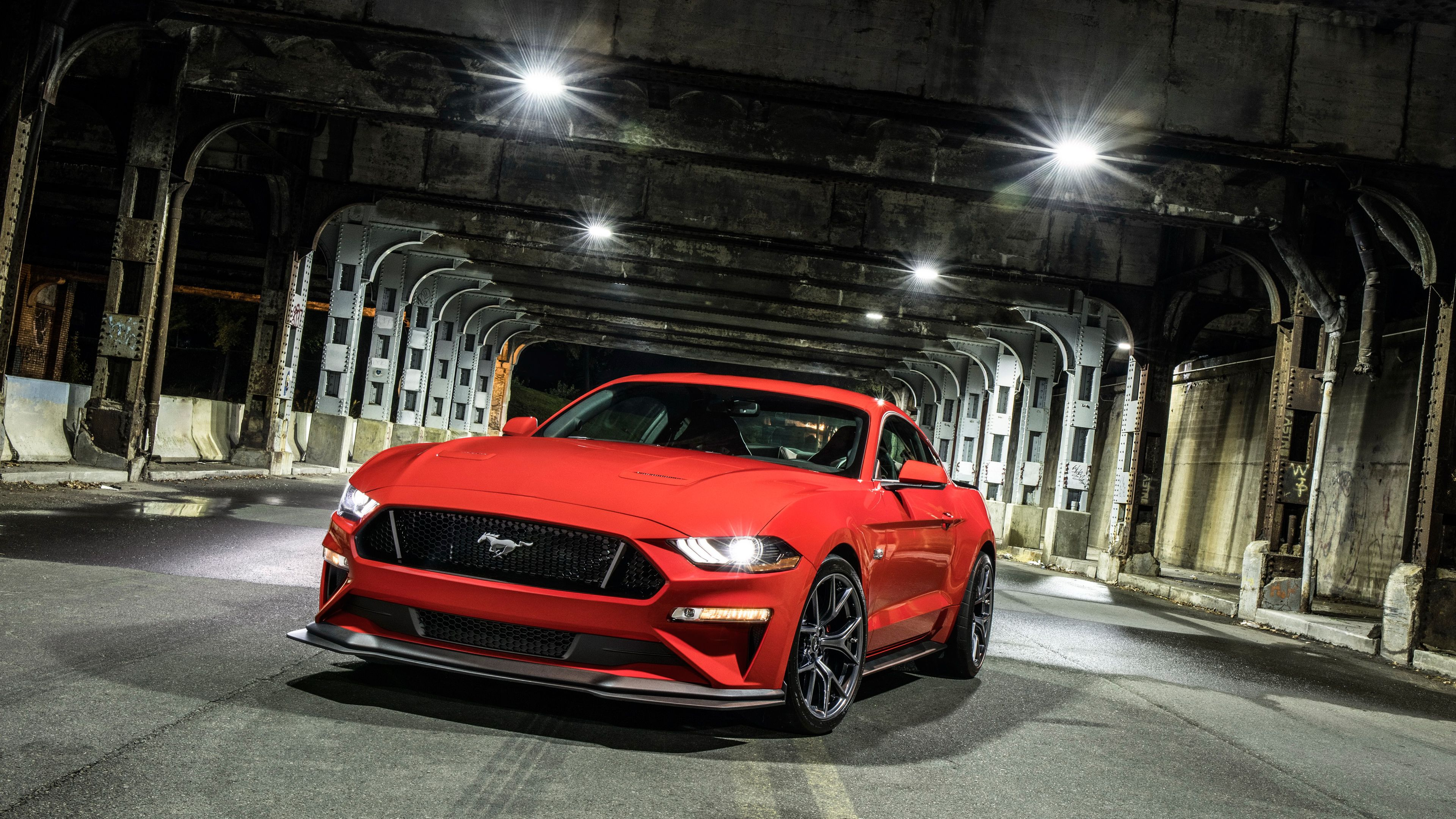 2018 Ford Mustang GT Level 2 Performance Pack 4K 6 Wallpapers