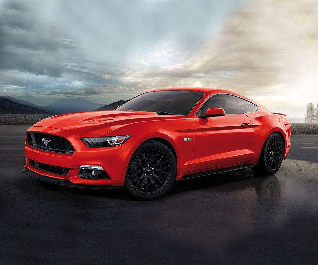 Ford Mustang 2018 Wallpapers