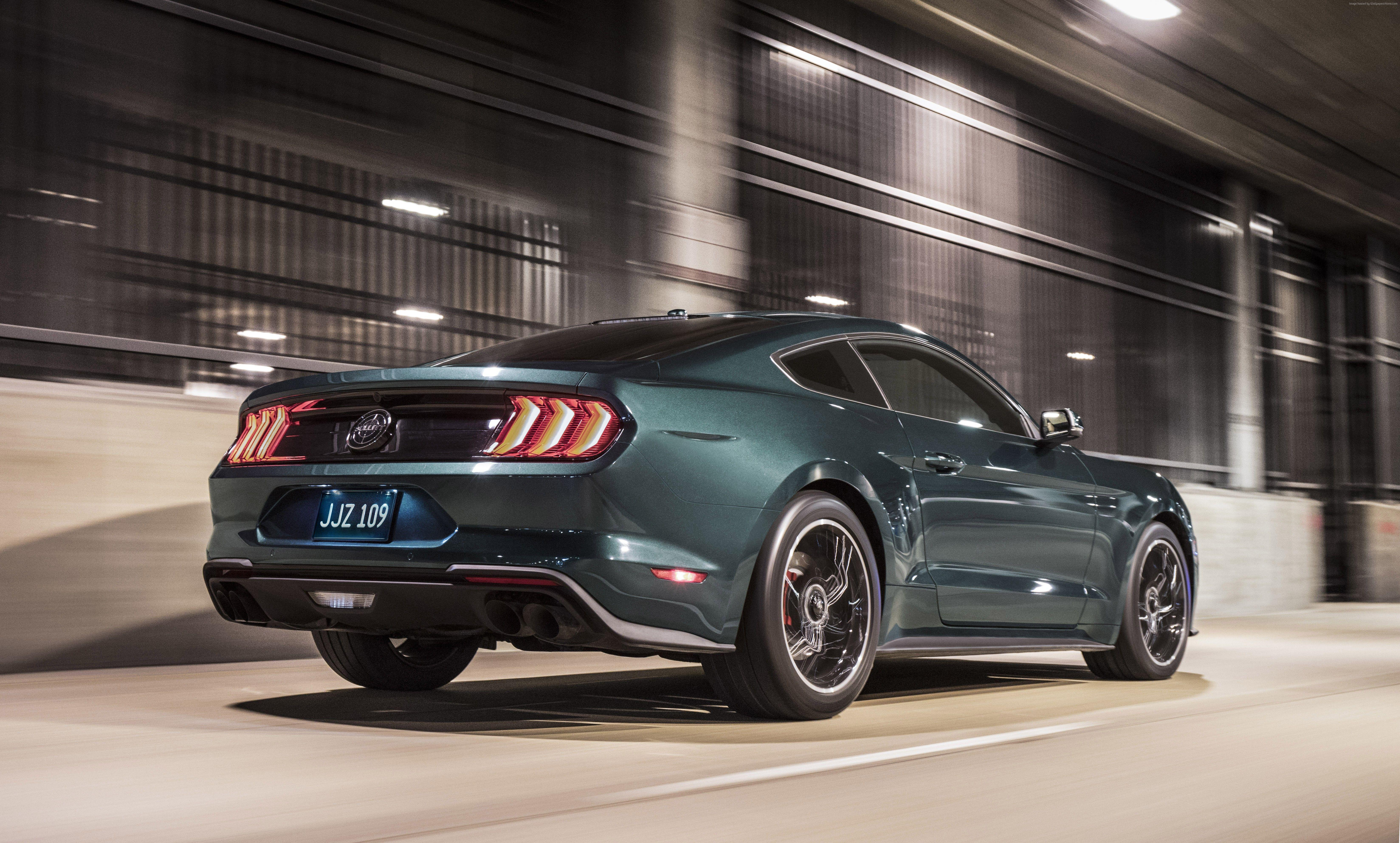 Wallpapers Ford Mustang Bullitt Download 4 Image