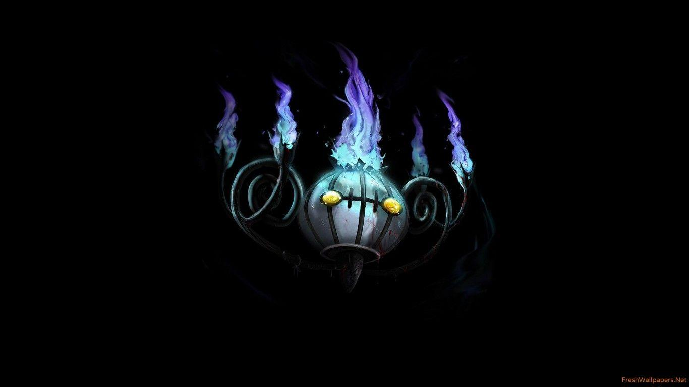 Chandelure - Pokemon wallpapers | Freshwallpapers