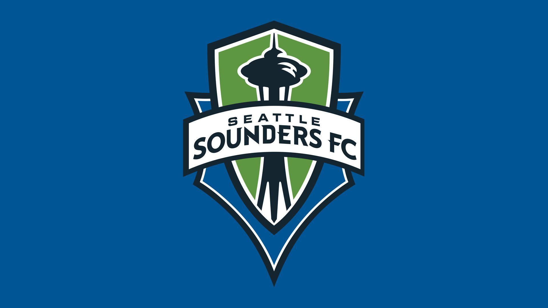 MLS Seattle Sounders FC Logo wallpapers 2018 in Soccer