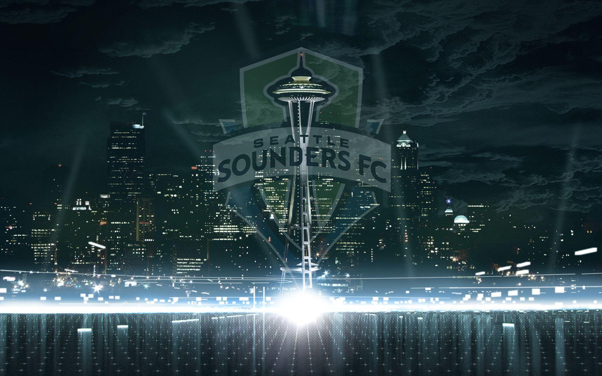 I designed a Sounders FC Wallpapers a while back. Various sizes