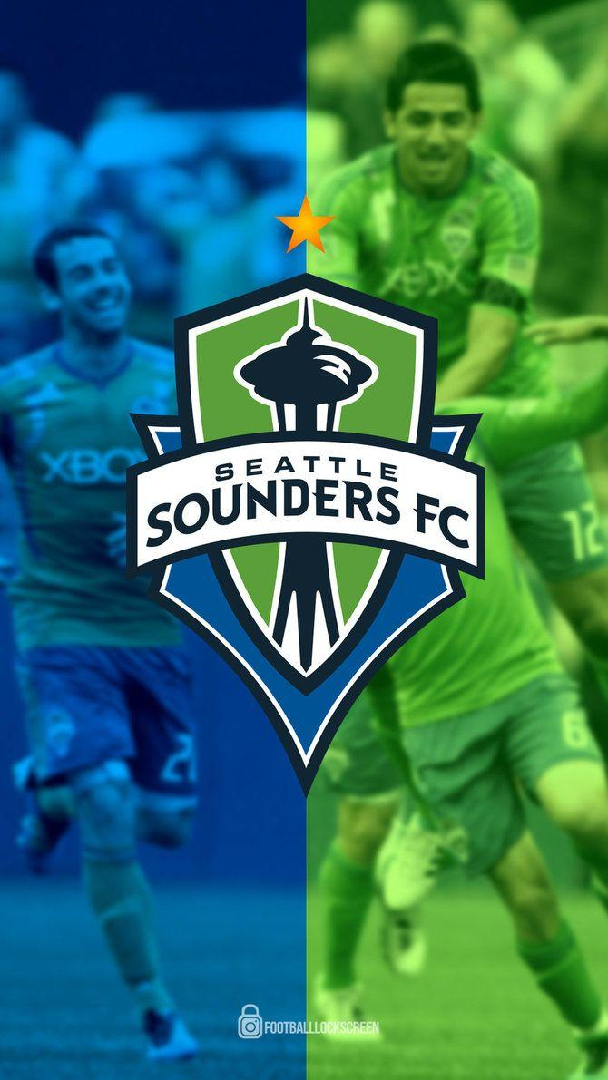 Seattle Sounders Wallpapers and Lockscreen by footballlockscreen on