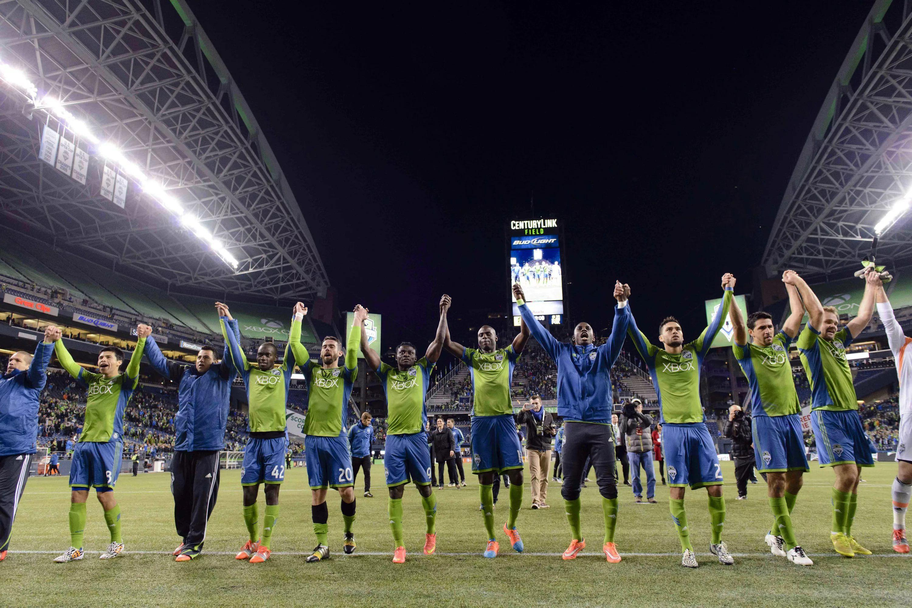 Seattle Sounders Fc HD Wallpapers free