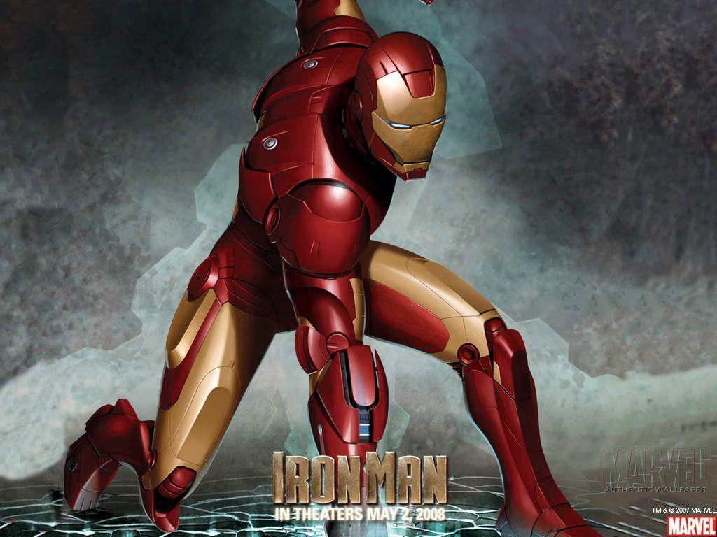 Iron man cartoon wallpapers wallpaper cave - Iron man cartoon download ...