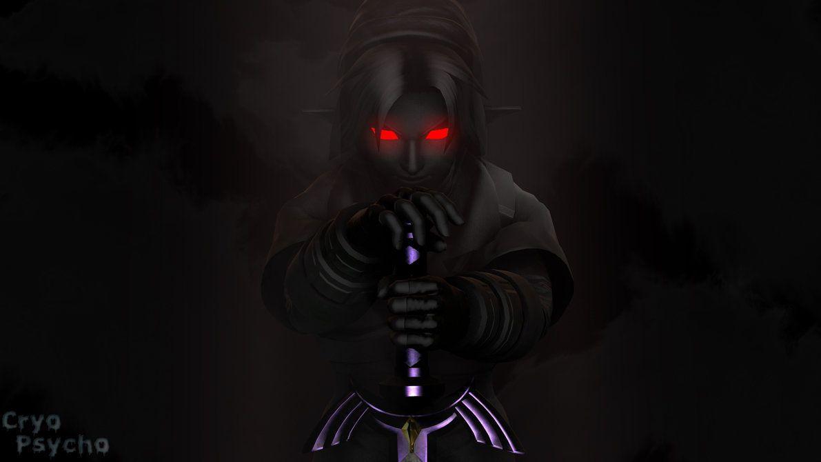 Dark Link Wallpaper Wallpaper By Cryo Psycho On Deviantart
