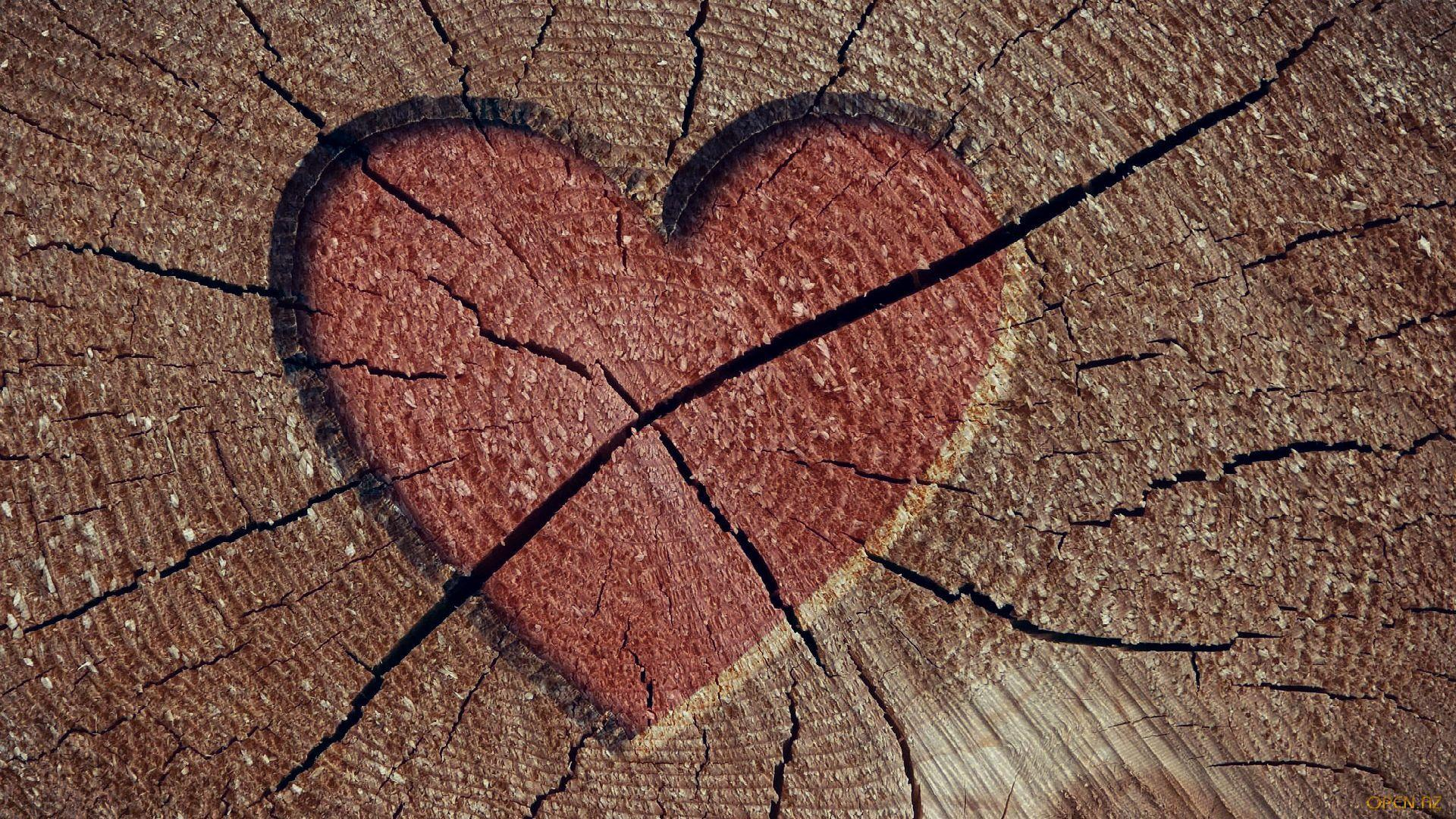 Broken Hearted 3D & Abstract HD Free Wallpapers