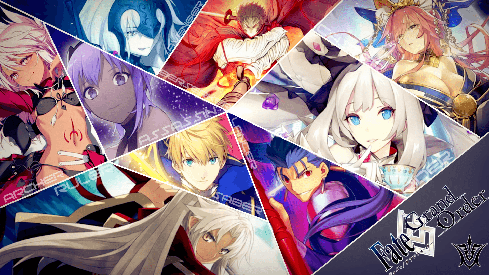 Fate Grand Order Wallpapers Wallpaper Cave
