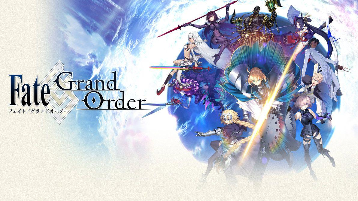 Fate/Grand Order Wallpapers by AB