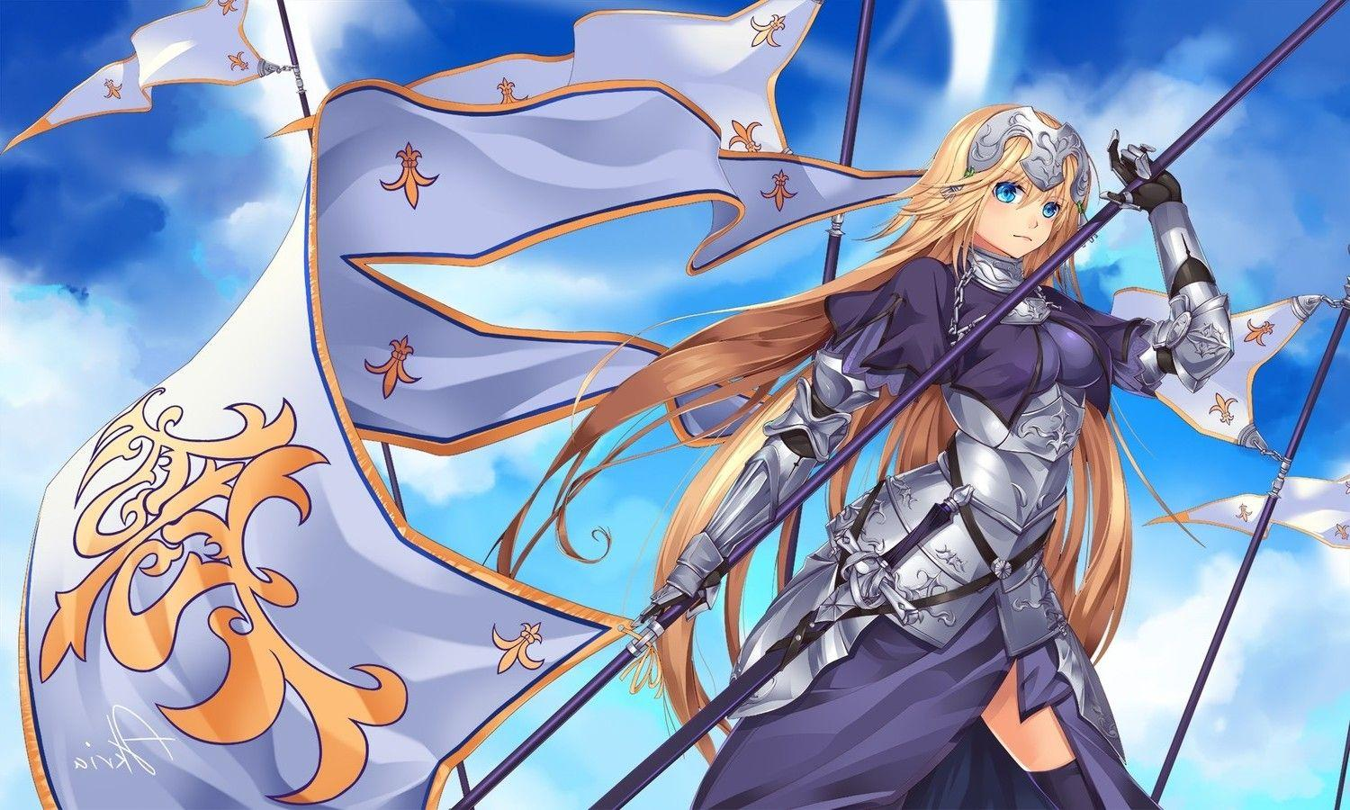 anime, Fate Stay Night, Fate Series, Ruler